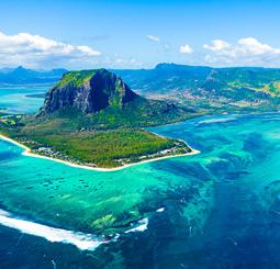 香港往返毛里求斯7天5晚跟團游