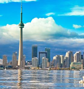加拿大东西岸名校考察游